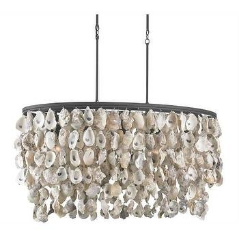 Currey and Company Stillwater 5 Light Chandelier I Homeclick