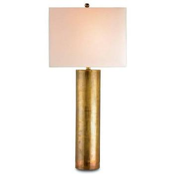 Currey and Company Constable 1 Light Table Lamp I Homeclick