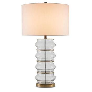 Currey and Company Glaisdale 1 Light Table Lamp I Homeclick