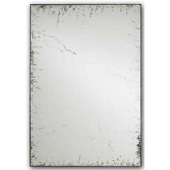 Currey and Company Rene Rectangular Mirror I Homeclick