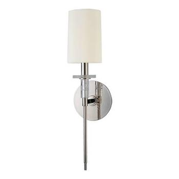 Hudson Valley Lighting Amherst 1 Light Up Lighting Sconce I Homeclick