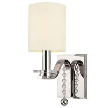 Hudson Valley Lighting Bolton 1 Light Wall Sconce I Homeclick