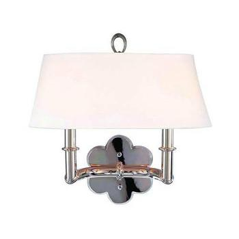 Hudson Valley Lighting Panoma 2 Light Wall Sconce I Homeclick
