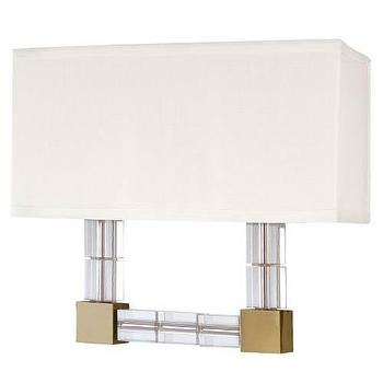 Hudson Valley Lighting Alpine 2 Light Wall Sconce I Homeclick