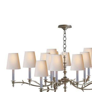 Visual Comfort Thomas O Brien 15 Light Large Chandelier I Homeclick