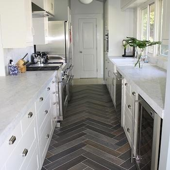 Contemporary Galley KItchens, Transitional, kitchen, Design Serendipity Interiors