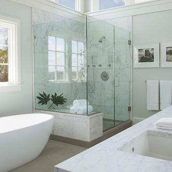 Spa Like Bathroom, Transitional, bedroom, Milton Development