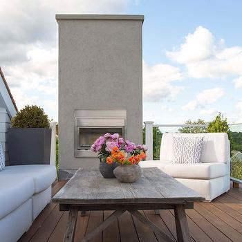 Roof Deck Ideas, Transitional, deck/patio, Milton Development