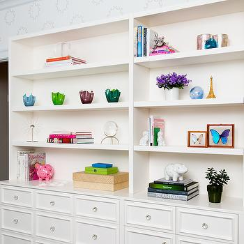 Kids Built In cabinets, Transitional, girl's room, AE Design