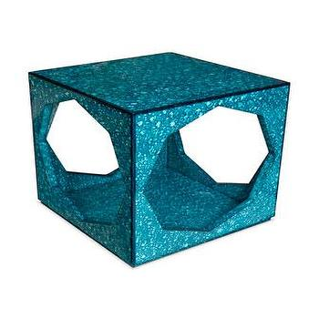 Jonathan Adler Toulouse Cube Side Table I Horchow