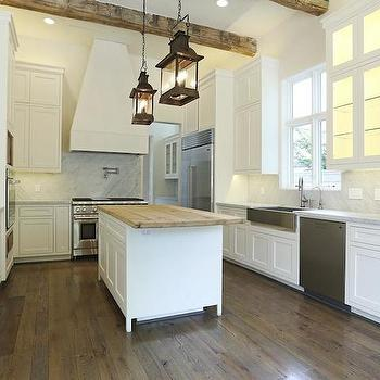 Kitchen Cabinets with Lights, Transitional, kitchen, HAR