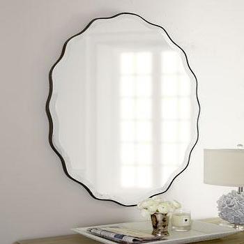 Teadora Mirror I Horchow