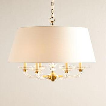 Visual Comfort Juliana Stacked-Ball Chandelier I Horchow