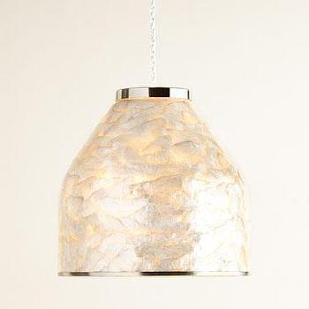 Kailani Textured Pendant Light I Horchow