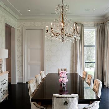 French Dining Room Design, French, dining room, Frasier Homes