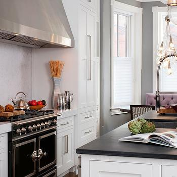 Large Kitchen Hood, Contemporary, kitchen, Breeze Giannasio