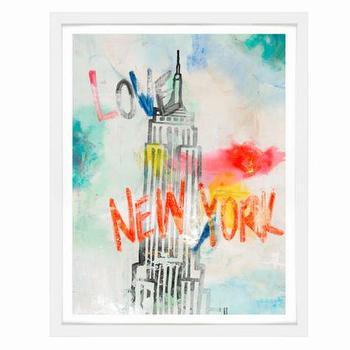 Visit NY, Z Gallerie