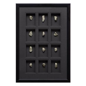 Pyrite Shadowbox, Z Gallerie