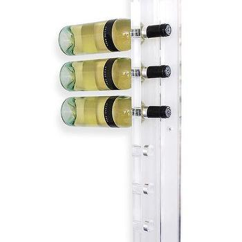 Gus Modern Accessories 8 Bottle Wall Mounted Wine Rack I AllModern