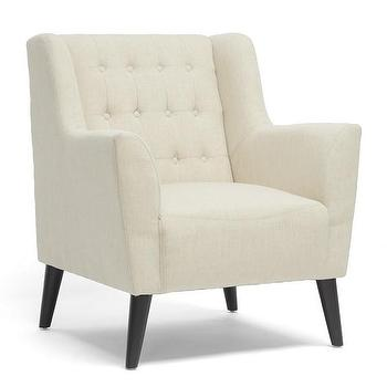 Wholesale Interiors Baxton Studio Berwick Arm Chair I AllModern