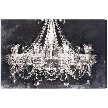 Oliver Gal Dramatic Entrance Night Graphic on Canvas I AllModern