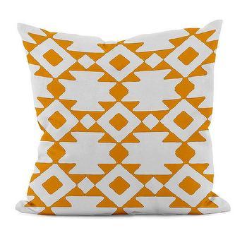 E By Design Geometric Decorative Pillow I AllModern