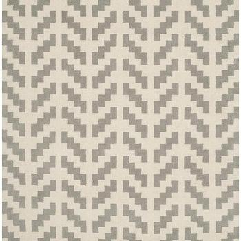 Safavieh Cambridge Grey / Ivory Area Rug I AllModern