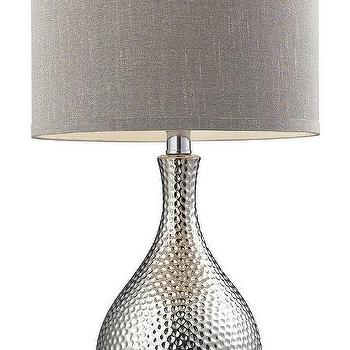 HGTV Home Overexposed Table Lamp with Drum Shade I AllModern