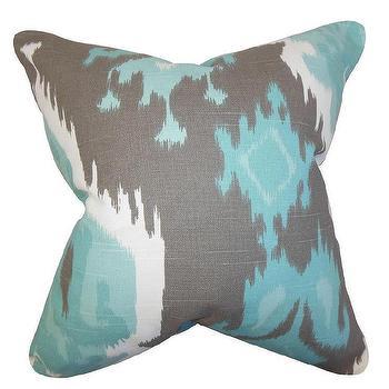 The Pillow Collection Djuna Ikat Pillow I AllModern
