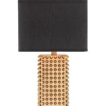 "Illuminada 28.75"" H Table Lamp with Drum Shade I AllModern"