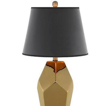 """Illuminada 26"""" H Table Lamp with Empire Shade I AllModern"""