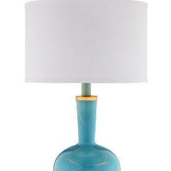 Illuminada Genie Gemstone Inspired Table Lamp I AllModern