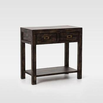 Library Console I West Elm