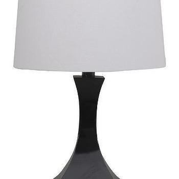 """Illuminada 28"""" H Table Lamp with Empire Shade I AllModern"""