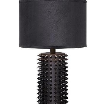 "Illuminada 29"" H Table Lamp with Drum Shade I AllModern"