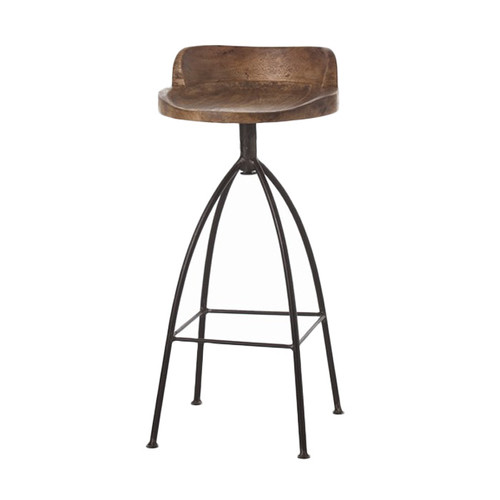 Arteriors Henson Swivel Barstool Look for Less