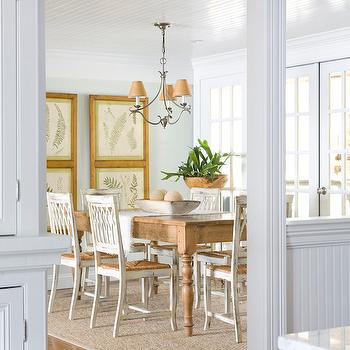 Farmhouse Dining Table, Cottage, dining room, Lebey LTD Interiors