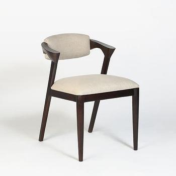 Hans Upholstered Dining Chair I West Elm