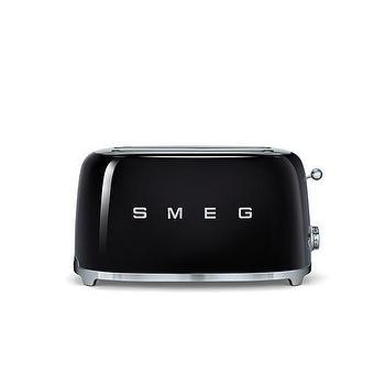 SMEG Toaster, 4 Slice I West Elm