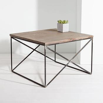 Lamon Luther Side Table I West Elm