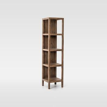 Cabin Narrow Bookcase I West Elm