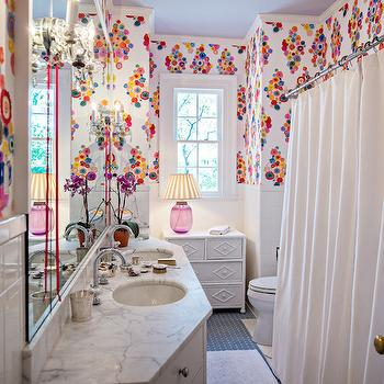 Girls Bathroom Ideas, Contemporary, bathroom, The Wills Company
