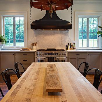 Dining Table in Kitchen, Transitional, kitchen, The Wills Company