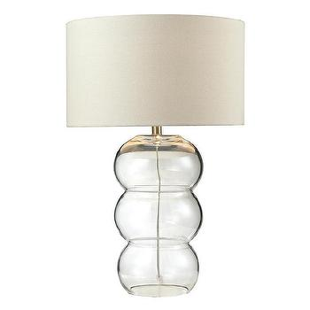 Air Ring Table Lamp I Zinc Door