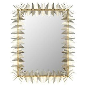 Safavieh Sunray Mirror, Gold I Target