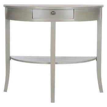Safavieh Alex Console Table  Vintage Grey I Target