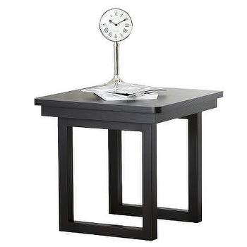 Abbyson Living Montgomery End Table, Espresso I Target