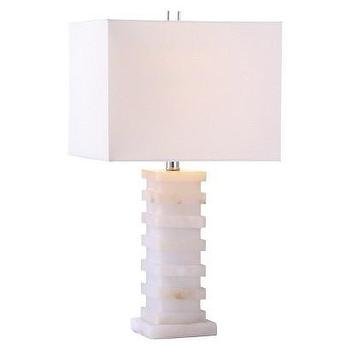 Safavieh Cinder Table Lamp, Clear I Target