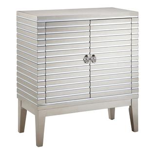 Foxy 2-door Mirrored Chest, Overstock.com
