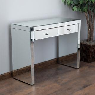Christopher Knight Home Roxie Mirrored Two-Drawer Console Table, Overstock.com